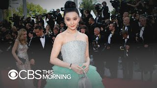 Fan Bingbing re-emerges amid $130 million tax evasion charge