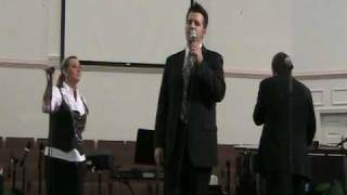 The Greenes sing One Holy Lamb