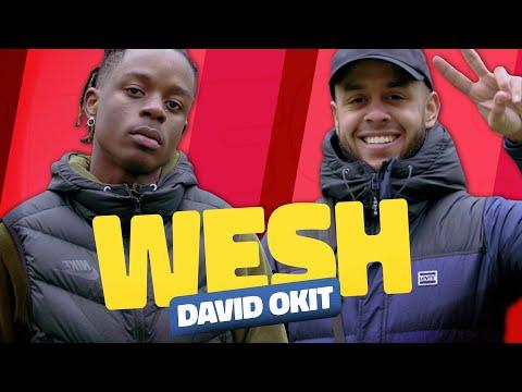 Youtube: WESH: David Okit, la nouvelle génération belge