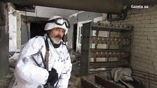 Українські бійці показали як виглядає шахта Бутівка