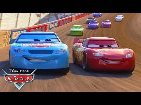Best Opening Races From Pixar's Cars! | Pixar Cars