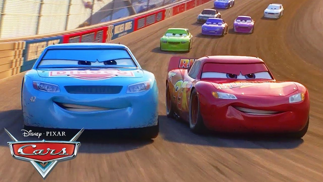 Best Opening Races From Pixar S Cars Pixar Cars Youtube