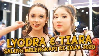 Download lagu LYODRA & TIARA SALING MELENGKAPI DI IMAA 2020 | VLOG