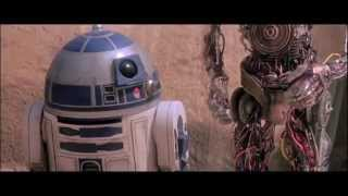 Star Wars Episodio I: La Amenaza Fantasma. Trailer HD Audio Latino