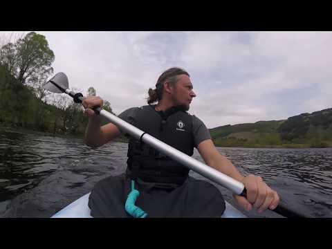 Kayaking Scotland - Loch Chon , Loch Ard , Lake Of Menteith , Loch Venachar , Loch Lubnaig
