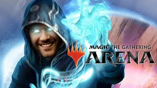 Magic: The Gathering Arena mit Dennis