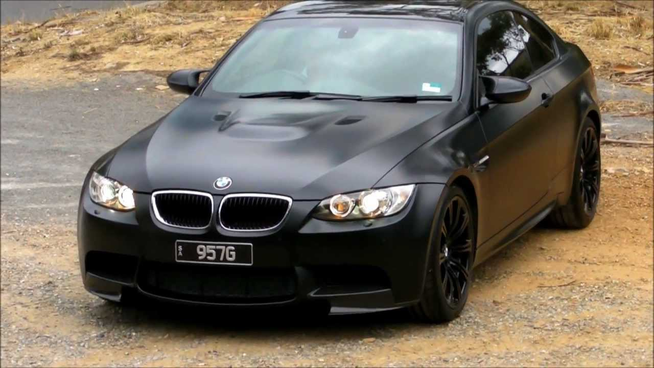 2010 Bmw M3 E92 Frozen Black For Sale Youtube