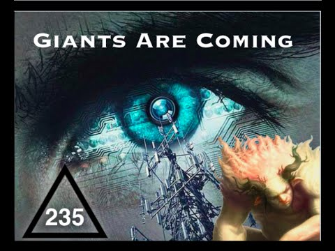 GIANTS ARE COMING * DECODING THE MATRIX * 235
