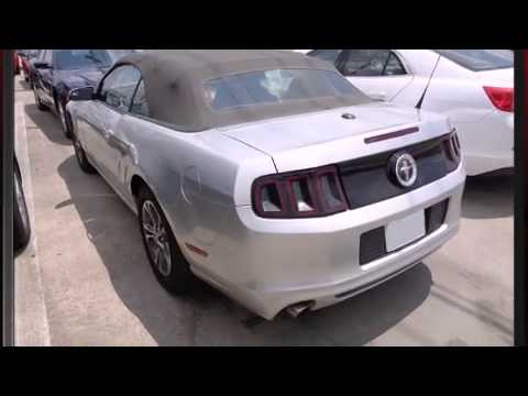 2014 ford mustang v6 premium in houston tx 77034 youtube. Black Bedroom Furniture Sets. Home Design Ideas
