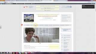 Видео урок. Заполнение страницы класса на сайте
