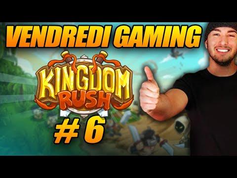 Vidéo d'Alderiate : [FR] ALDERIATE - KINGDOM RUSH 1 - EPISODE 6