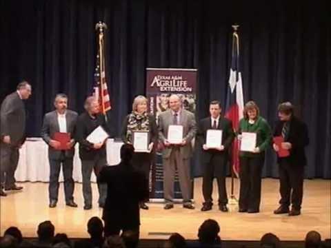 Texas A&M AgriLife Media Relations team wins superior service award