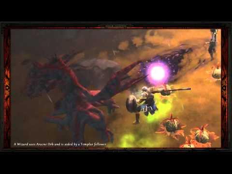 Diablo 3 Music - Act 1:  Fields of Misery