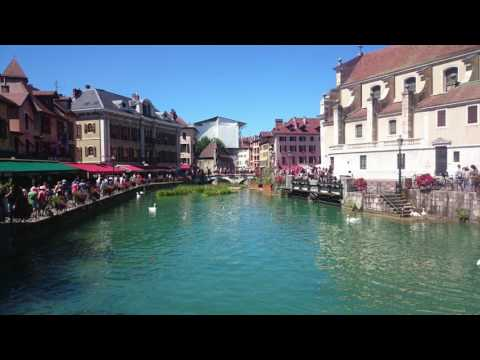 Annecy, the French Venice
