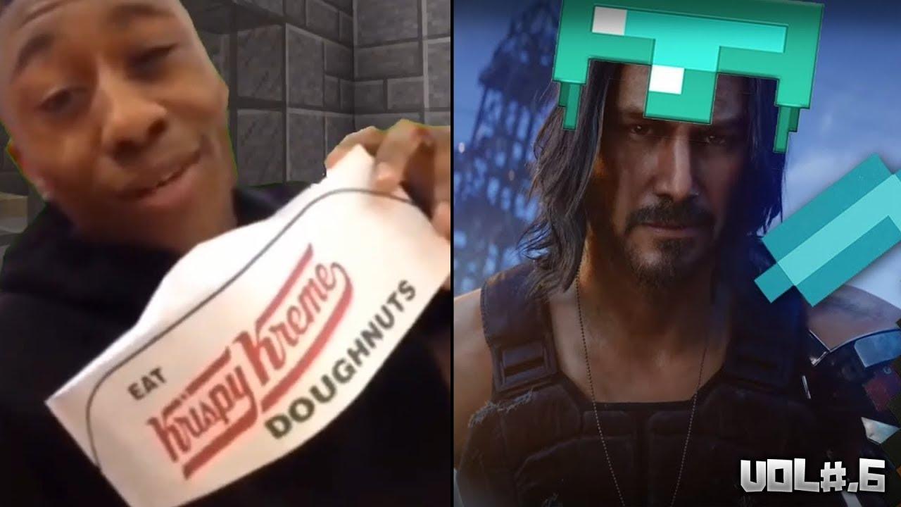 Minecraft Memes Compilacion Vol 6 Youtube