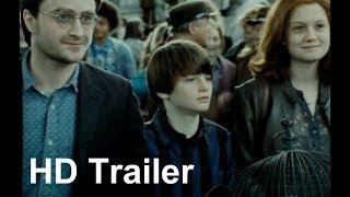 Гарри Поттер и Проклятое Дитя -- Официальный Трейлер 2018