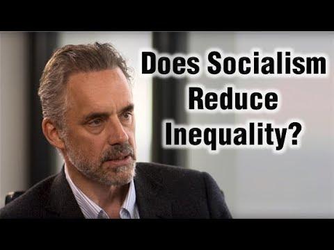 Jordan Peterson & John Anderson - Does Socialism Reduce Inequality?
