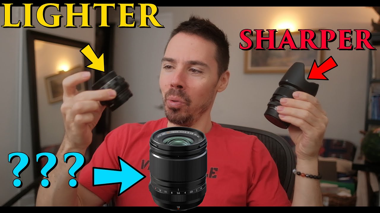 Why Fuji 18mm f1.4 Over 16mm f1.4 and 18mm f2?