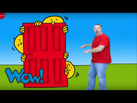 What is it Song | Door Window and House | Music for Children | English For Kids | super simple songs