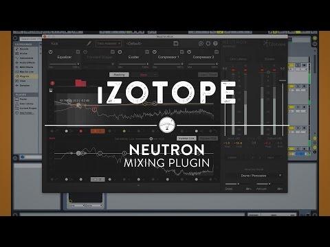 Izotope Neutron Mixing Plugin   Reverb Demo Video