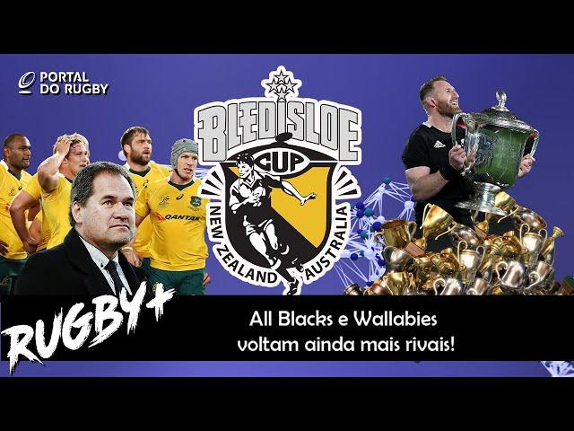 All Blacks e Wallabies voltam ainda mais rivais!