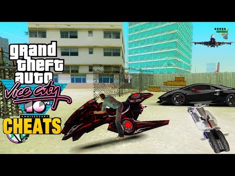 Gta Vice City Secret Vehicles Cars Cheats 2018! #2 | Gaming4 AB