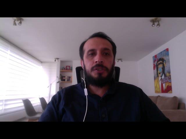 Juan Pablo Urgilés - Cruzar - MYWORLD360