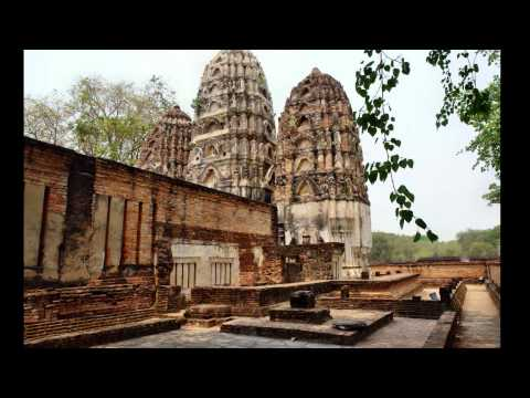 Sukhothai, Temple Ruins Of Thailand's Ancient Capital City