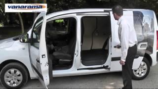 Mercedes Citan Panel Van (Mercedes Citan Van 2013 Review)