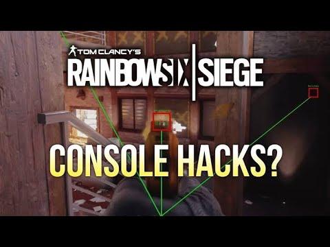 Me acusaram de hacker depois dessas jogadas - Rainbow Six Siege / XboxOne