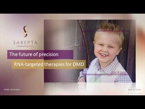 [Webinar] Introducing PPMO – Sarepta Therapeutics – May 2018
