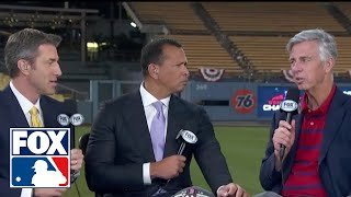 David Dombrowski sits down with the FOX MLB crew after winning the 2018 World Series   FOX MLB