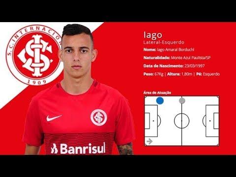 Iago Borduchi - Highlights - 2018 - SC Internacional