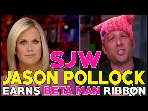 Angry SJW Jason Pollock Gets Hysterical When He Doesn't Get His Way In An Interview