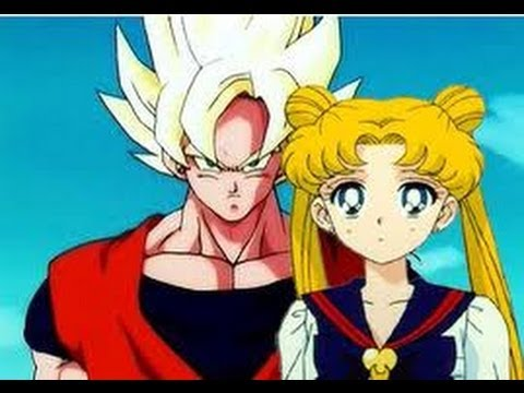 dragonball z and sailor moon with sex