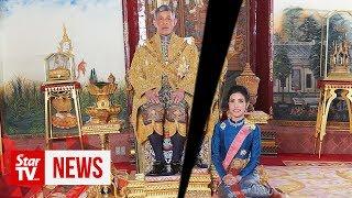 Thai king strips 'disloyal' royal consort of all titles