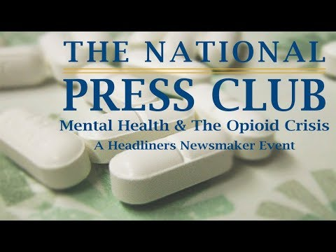 Mental Health & The Opioid Crisis - a NPC Headliners Newsmaker