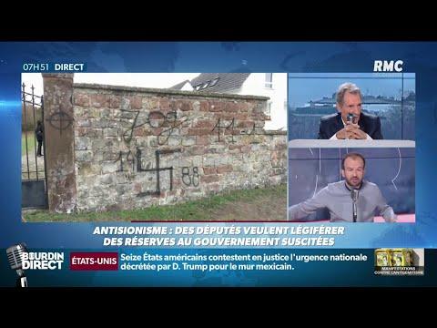 """""""Je défie quiconque de trouver une phrase ambiguë de Jean-Luc Mélenchon sur l'antisémitisme"""""""