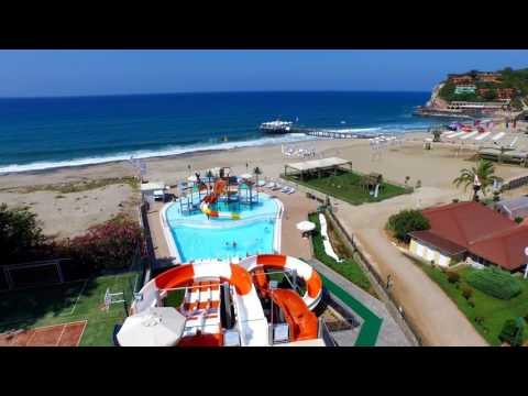 Family Life Pascha Bay : Onsite Waterpark - All Inclusive - Alanya