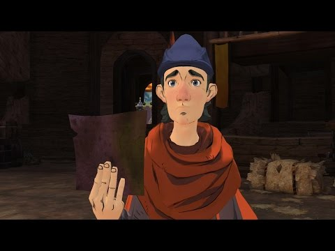 Kings Quest - Chapter 1 - A Wheel Problem (2)