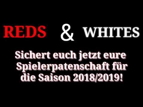 Reds & Whites: Sichere Dir Deine Spielerpatenschaft!