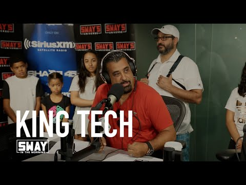 King Tech on His Come Up With Sway on The...