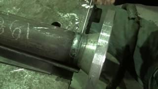 Урок 25. Сварка труб. Заполнение кромок и облицовочный шов. Видео уроки по аргоновой сварке.