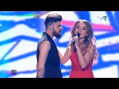 Ilinca şi Alex Florea - Yodel it! | Finala Eurovision Song Contest 2017