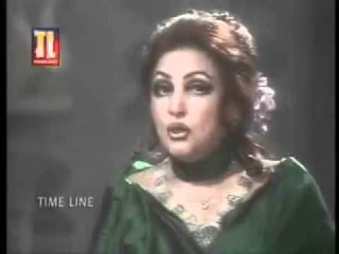 Punjabi Song   Way Ik Tera Pyaar Menu   Noor Jahan   YouTube