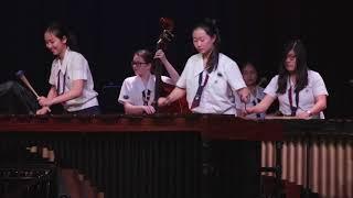 Lezginka from 'Gayane' by Aram Khachaturian (arr. Sergei Golovko) | BSHS Percussion Ensemble 2018