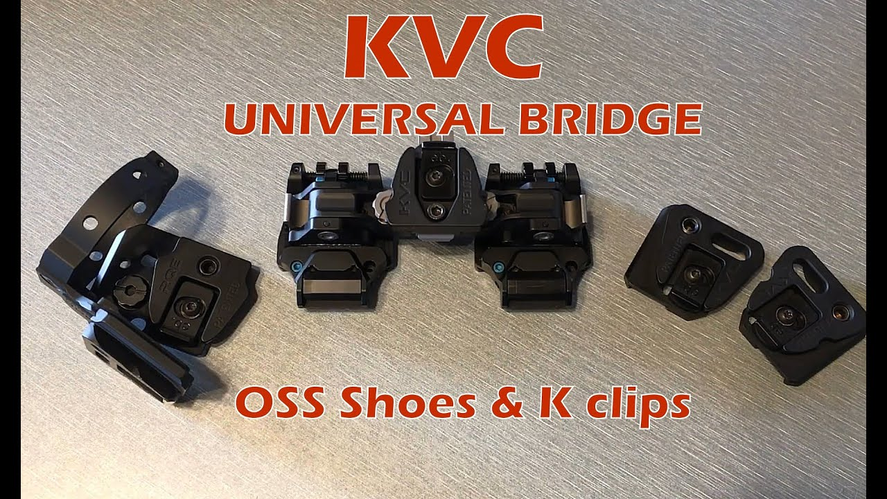 KVC / RQE Universal Bridge