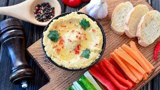 Хумус ☆ Полезные рецепты