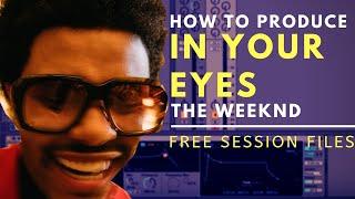 How to Produce: Tнe Weeknd