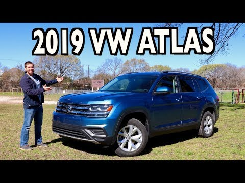 First Look: 2019 VW Atlas on Everyman Driver